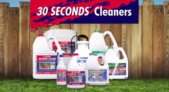 30 Seconds Cleaner